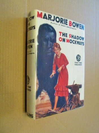 Image for The Shadow on Mockways 1932 first Edition Hardback in Dustjacket