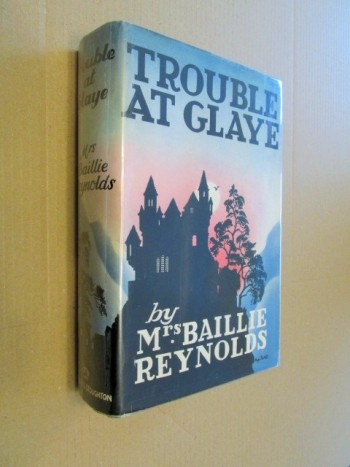 Image for Trouble at Glaye 1936 First Edition Hardback in Dustjacket