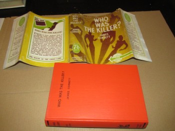 Image for Who Was the Killer ? 1939 First Edition Hardback in Dustjacket