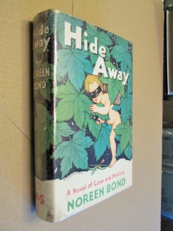 Image for Hide Away 1936 First Edition Hardback in Dustjacket