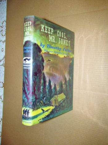 Image for Keep Cool Mr Jones First Edition Hardback in Dustjacket