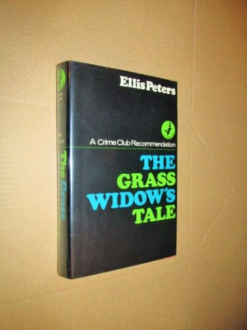 Image for The Grass Widow's Tale Signed First Edition Hardback in Dustjacket