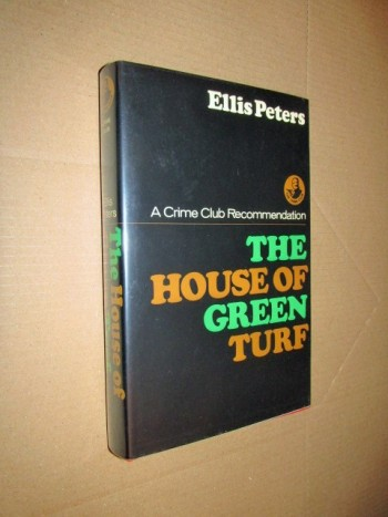 Image for The House on Green Turf Signed First Edition Hardback in Dustjacket