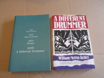 Image for A Different Drummer an Unread Uncorrected Proof Copy  and an Unread first Edition Paperback Original