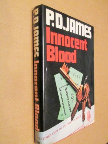 Image for Innocent Blood First Edition hardback in Jacket