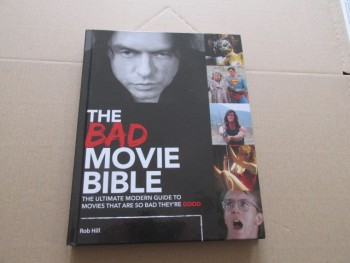 Image for The Bad Movie Bible First Edition Hardback