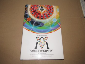 Image for The Multiversity Deluxe Edition First Edition Hardback in Dustjacket