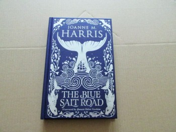 Image for The Blue Salt Road First Edition Hardback