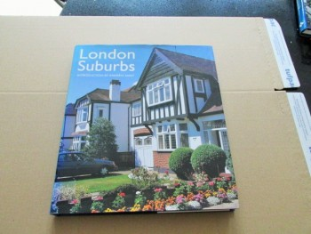 Image for London Suburbs Introduced By Andrew Saint First Edition hardback in Dustjacket