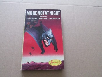 Image for More Not at Night Edited By Christine Campbell Thomson