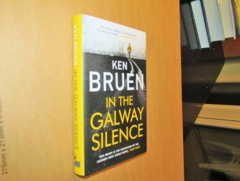Image for In the Galway Silence Unread Fine First Edition hardback in Jacket