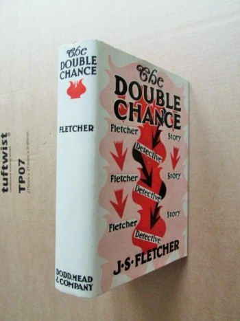 Image for The Double Chance 1928 First Edition Hardback in Dustjacket