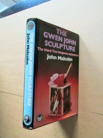 Image for The Gwen John Sculpture First Edition Hardback in Dustjacket
