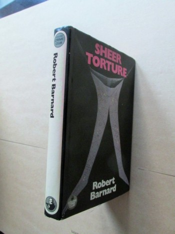 Image for Sheer Torture First Edition Hardback in Dustjacket