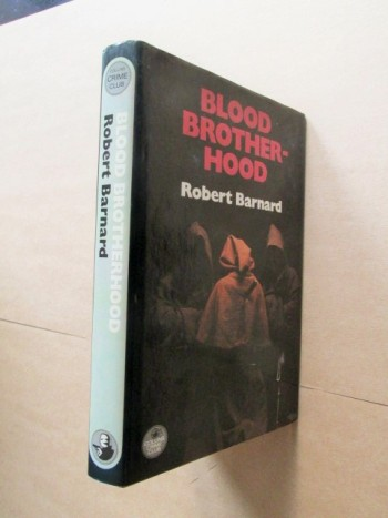 Image for Blood Brotherhood First Edition Hardback in Dustjacket