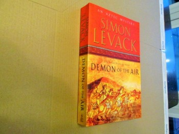 Image for Demon of the Air Signed and Dated First Edition Trade Paperback Original