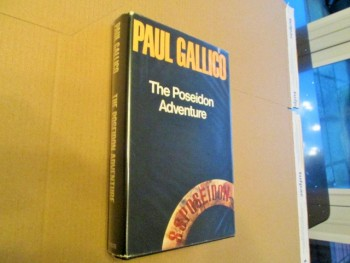 Image for The Poseidon Affair First Edition Hardback in Dustjacket