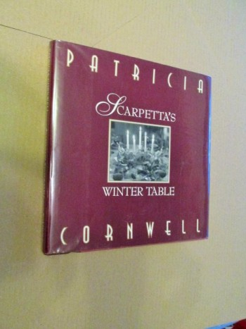 Image for Scarpetta's Winter Table First Edition Hardback in Dustjacket