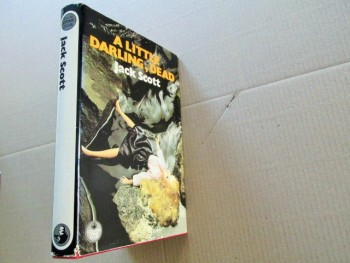 Image for A Little Darling Dead First Edition Hardback in Dustjacket