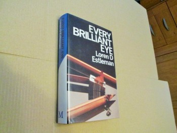 Image for Every Brilliant Eye First Edition Hardback in Dustjacket