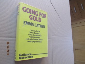 Image for Going for Gold First Edition Hardback in Dustjacket