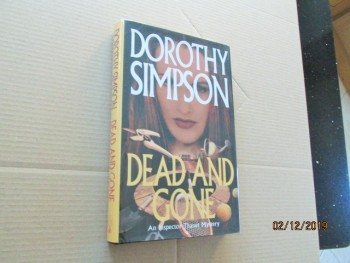 Image for Dead and Gone First Edition Hardback in Dustjacket