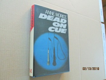 Image for Dead on Cue First Edition Hardback in Dustjacket