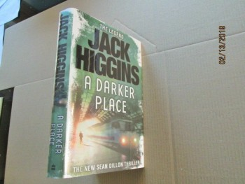 Image for A Darker Place First Edition Hardback in Dustjacket