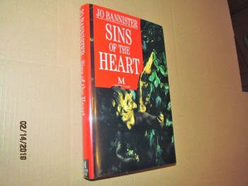 Image for Sins of the Heart First Edition Hardback in Dustjacket