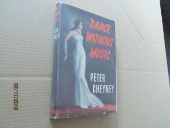 Image for Dance Without Music First Edition Hardback in Dustjacket