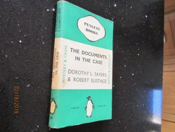 Image for The Documents in the Case 1937 Penguin Second Impression