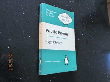 Image for Public Enemy Penguin First Edition