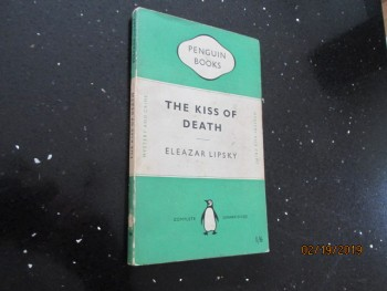 Image for The Kiss of Death Penguin First Edition