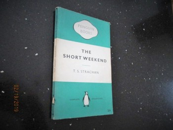 Image for The Short Weekend Penguin First Edition