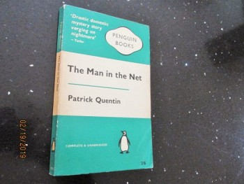 Image for The Man in the Net Penguin First Edition