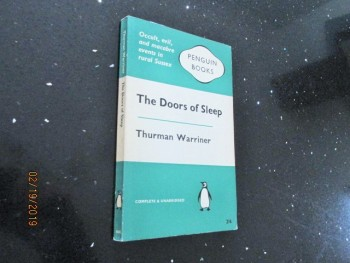 Image for The Doors of Sleep Penguin First Edition