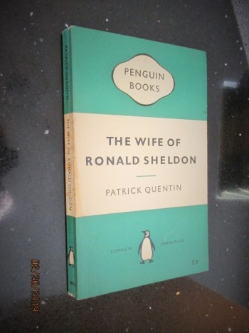 Image for The Wife of Ronald Sheldon Penguin First Edition