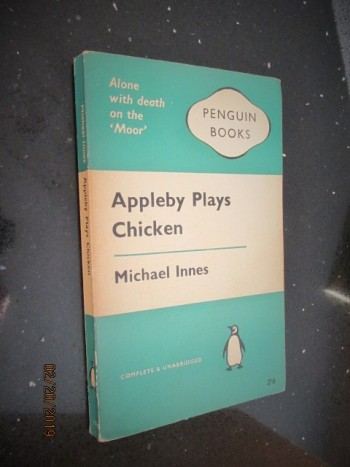 Image for Appleby Plays Chicken Penguin First Edition