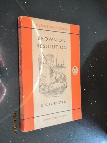 Image for Brown on Resolution Penguin first Edition