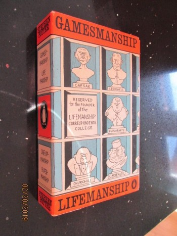 Image for One-Upmanship Lifemanship Supermanship Gamesmanship Penguin Boxed Set
