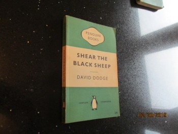 Image for Shear the Black Sheep Penguin first Edition
