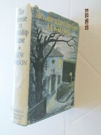 Image for The House in Lordship Lane First Edition Hardback in Dustjacket