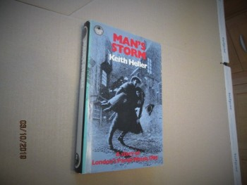 Image for Man's Storm First Edition Hardback in Dustjacket
