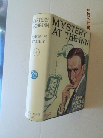 Image for Mystery at the Inn First Edition Hardback in Dustjacket
