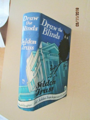 Image for Draw the Blinds First Edition Hardback in Dustjacket