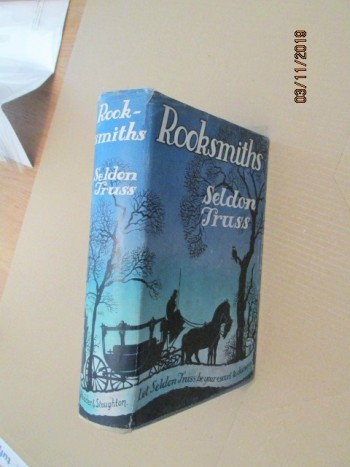 Image for Rooksmiths First Edition Hardback in Dustjacket