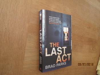 Image for The Last Act Unread Fine First Edition Trade Paperback Original