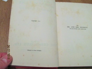 Image for The Case Against Andrew Fane 1931 First Edition