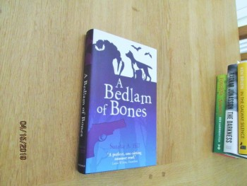 Image for A Bedlam of Bones Signed Lined Dated Unread Fine First Edition Hardback in Dustjacket