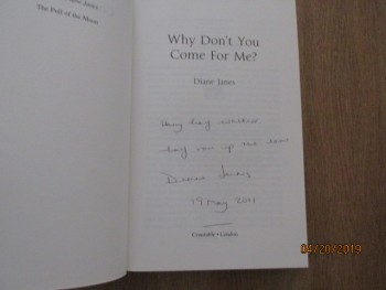 Image for Why Don't You Come for Me ? Signed First-Lined Dated first Edition